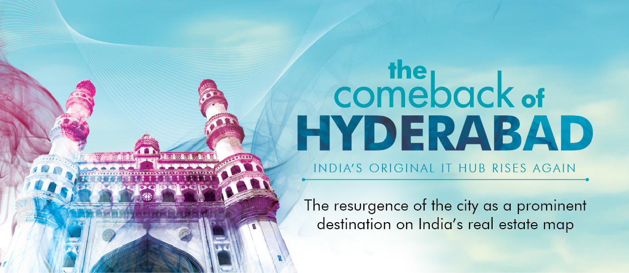 CBRE Report: The Comeback of Hyderabad | CBREalty India